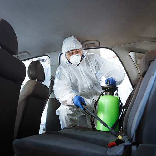 Meth Cleaning Services for Cars