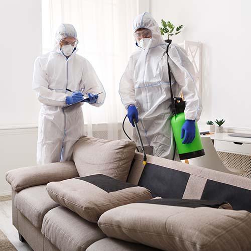 Residential Meth Decontamination Service in Australia