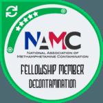 NAMC Fellowship Member for decontamination