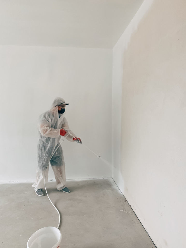 Lead Paint Removal in Australia