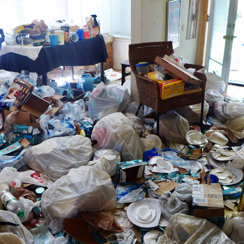 Hoarder cleanups services Australa